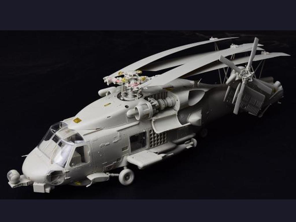 SH-60 B Sea Hawk (Vista 3)