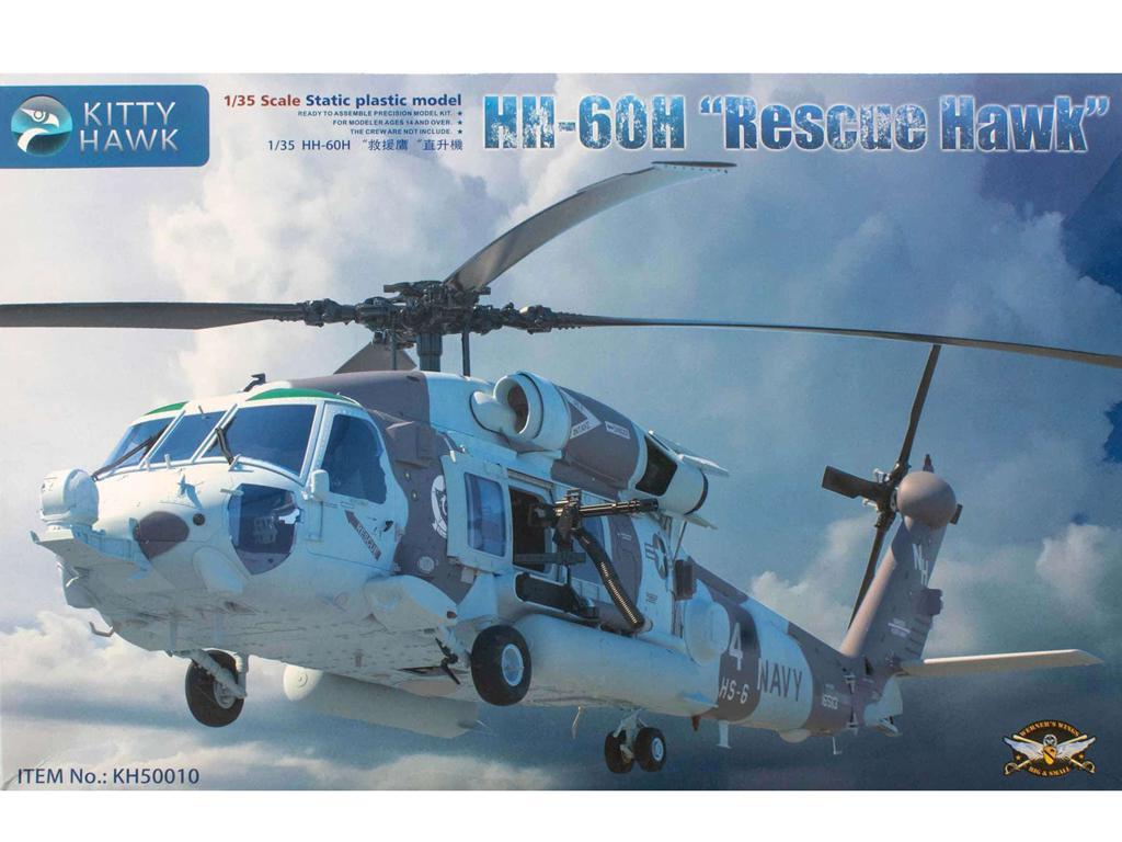 HH-60HR SEAHAWK (Vista 1)