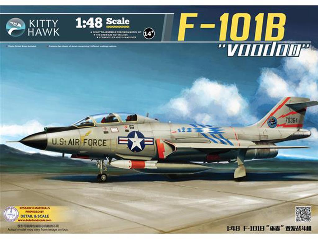 F-101B/RF-101B Voodoo (Vista 1)