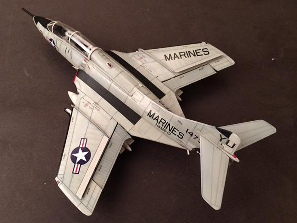 Grumman F9F/F-9 Cougar  (Vista 2)