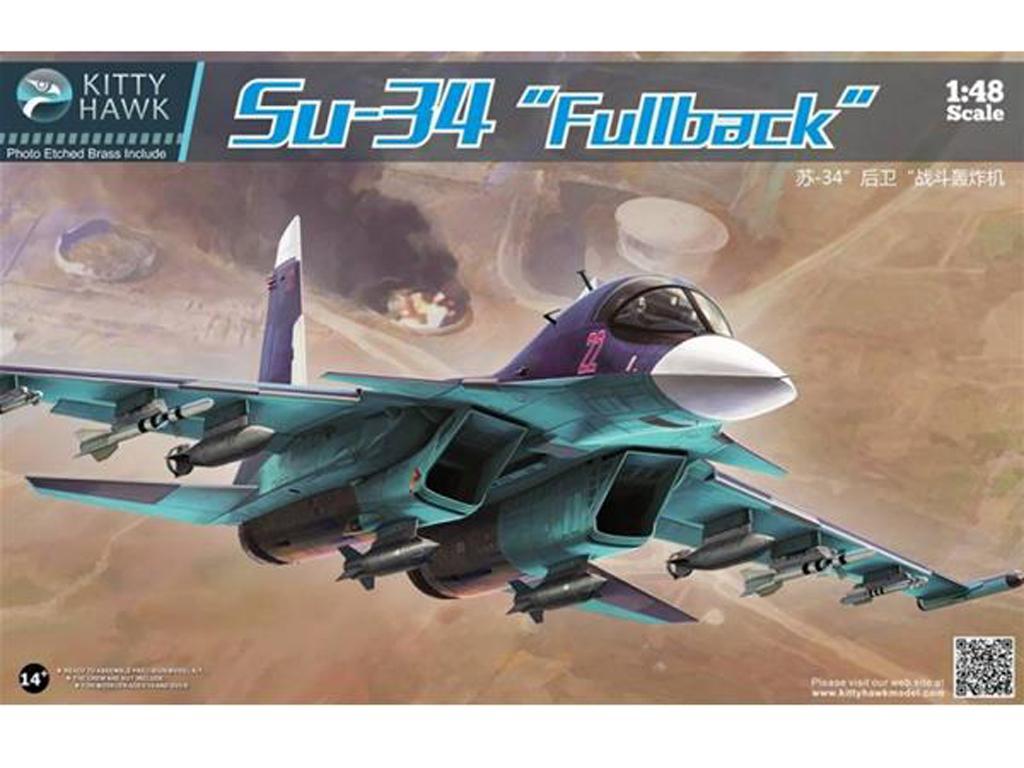 Su-34 Fullback (Vista 1)