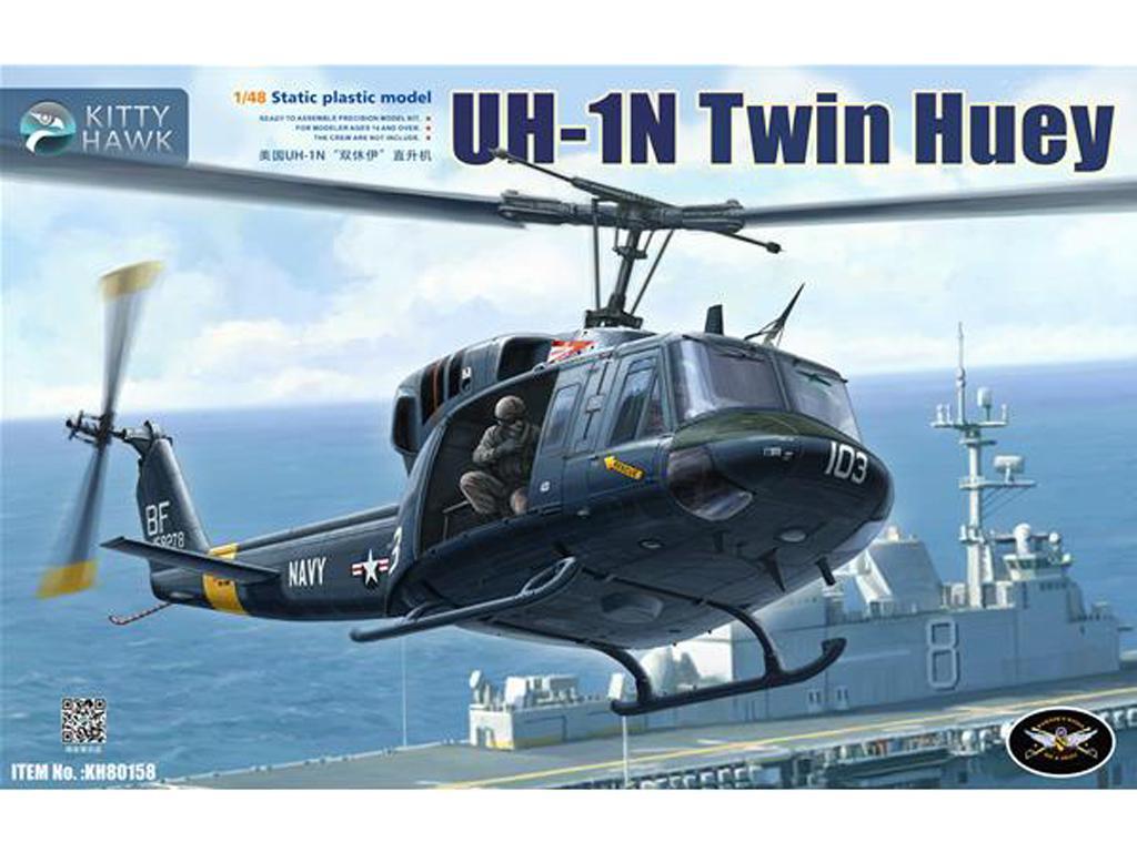 UH-1 N Twin Huey (Vista 1)
