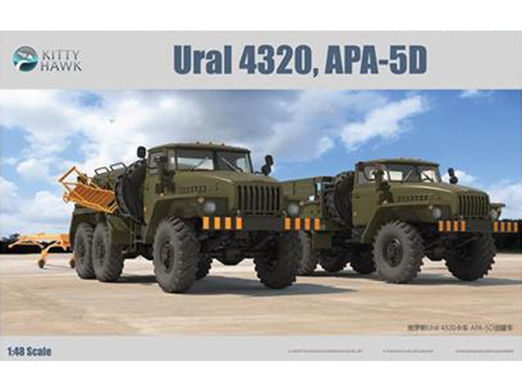 Ural 4320, APA-5D (Vista 1)