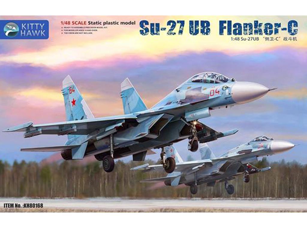 Su-27 UB