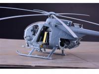 AH-6M, MH-6M little bird Nightstalker (Vista 9)