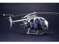 AH-6J/MH-6J Pajarillo con 6 figuras de r (Vista 8)