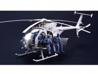 AH-6J/MH-6J Pajarillo con 6 figuras de r (Vista 10)