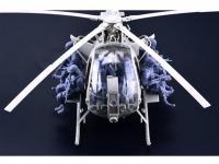 AH-6J/MH-6J Pajarillo con 6 figuras de r (Vista 11)