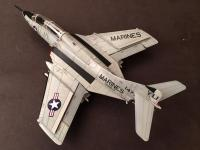 Grumman F9F/F-9 Cougar  (Vista 5)