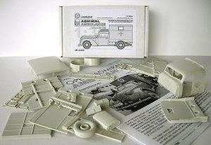 Opel Admiral Ambulance  (Vista 3)