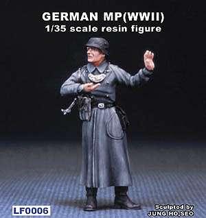 German MP WWII  (Vista 1)