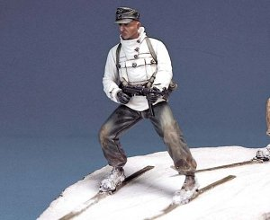 Esquiador Aleman  (Vista 1)