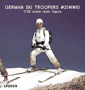Esquiador Aleman - Ref.: LEGE-LF0028