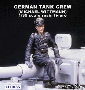 German Tank Crew Wittmann  (Vista 1)