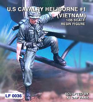 US Cavalry Heliborne 1 Vietnam  (Vista 1)