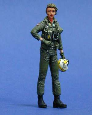 US Navy Woman Pilot 1  (Vista 1)