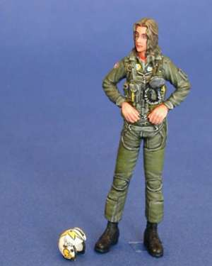 US Navy Woman Pilot 2  (Vista 1)