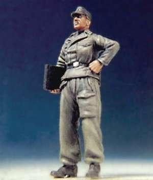 Tanquista Aleman 1944  (Vista 1)