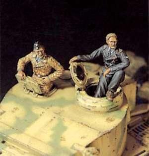 Tiger Tank Crew  (Vista 1)