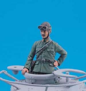 Comandante tanque Japones  (Vista 1)
