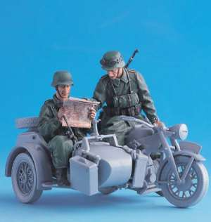 German Sidecar Team  (Vista 1)