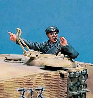 Comandante Tanque Aleman  (Vista 1)