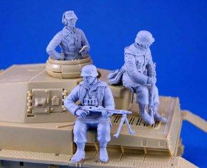 Tanquista y Infanteria Alemana - Ref.: LEGE-LF0116