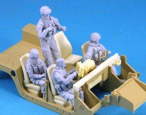 US Vehicle Crew set   (Vista 1)