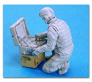 US EOD Robot Controller   (Vista 1)