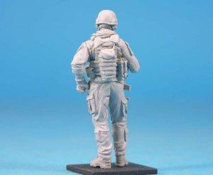 US ODA Warrant Officer  (Vista 2)