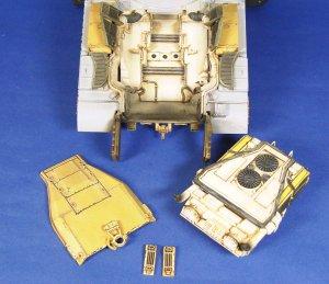 M60A3 Tank Engine set  (Vista 1)