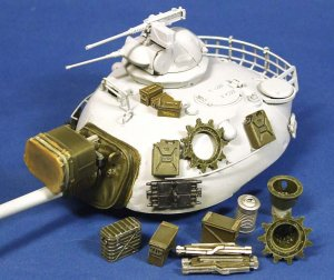 M48 Tank Accessory set  (Vista 1)
