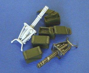 XM-134 Mini Gun set   (Vista 1)