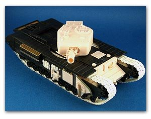Churchill MK.IV AVRE Conversion set  (Vista 1)