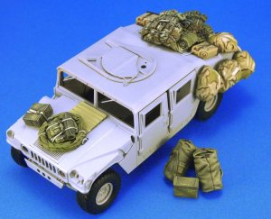 Hummer Stowage set  (Vista 2)