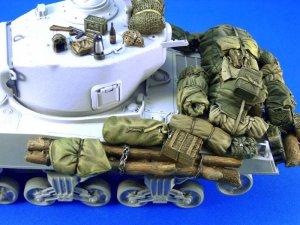 Sherman Stowage set   (Vista 2)
