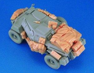 Humber Scout Car Stowage set  (Vista 1)