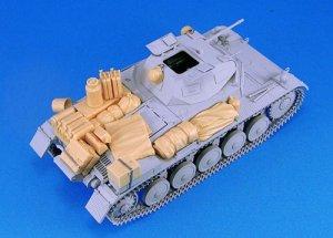 PanzerKampfwagen II Stowage set   (Vista 1)