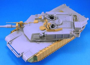 M1A2(A1) Abrams TUSK  (Vista 1)