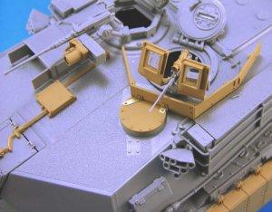M1A2(A1) Abrams TUSK  (Vista 2)