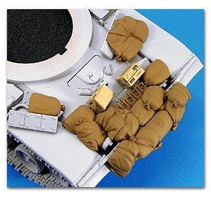 M60A1 Sandbag Armor/MRE Box set  (Vista 1)