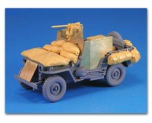 Willys MB Applique Armor set  (Vista 1)