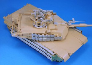 M1A2 Abrams TUSKII   (Vista 1)