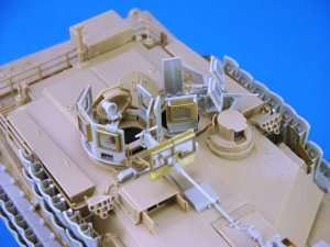 M1A2 Abrams TUSKII   (Vista 2)