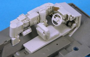Stryker Driver's Compartment set   (Vista 2)