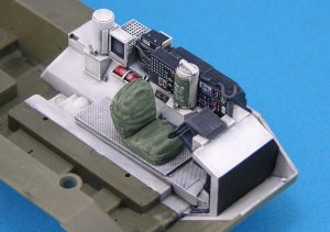 Stryker Driver's Compartment set   (Vista 3)
