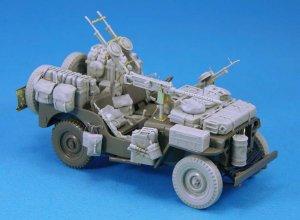 SAS Jeep Conversion set for 2 Vehicles   (Vista 3)