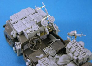 SAS Jeep Conversion set for 2 Vehicles   (Vista 4)