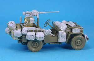 Willys MB Stowage set for 2 vehicle  (Vista 3)