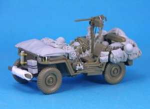 Willys MB Stowage set for 2 vehicle  (Vista 4)